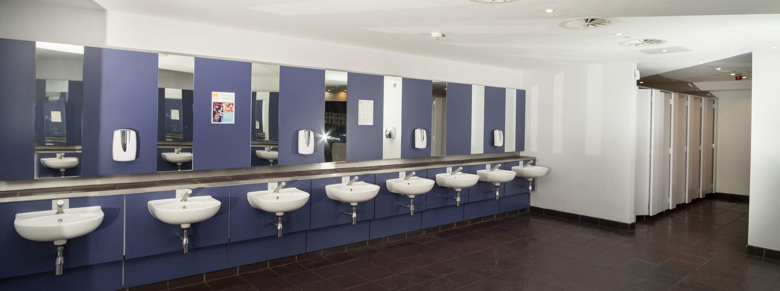 Modern Bathroom Hygenie Birmingham UK