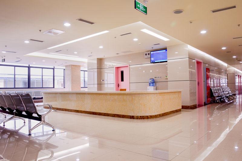 Hygenie washroom services for healthcare Birmingham UK