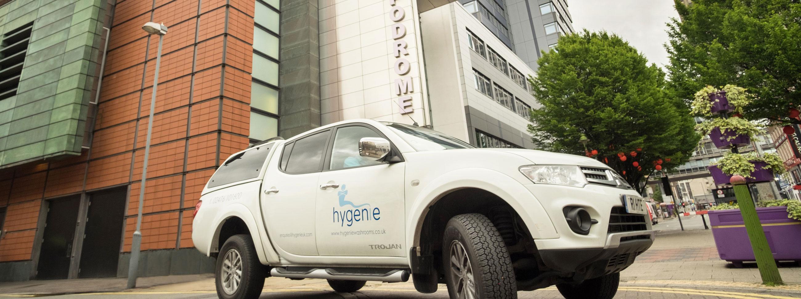 Meet the Hygenie team! Birmingham UK
