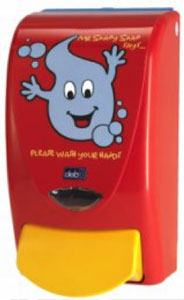 Mr soap children's soap dispenser