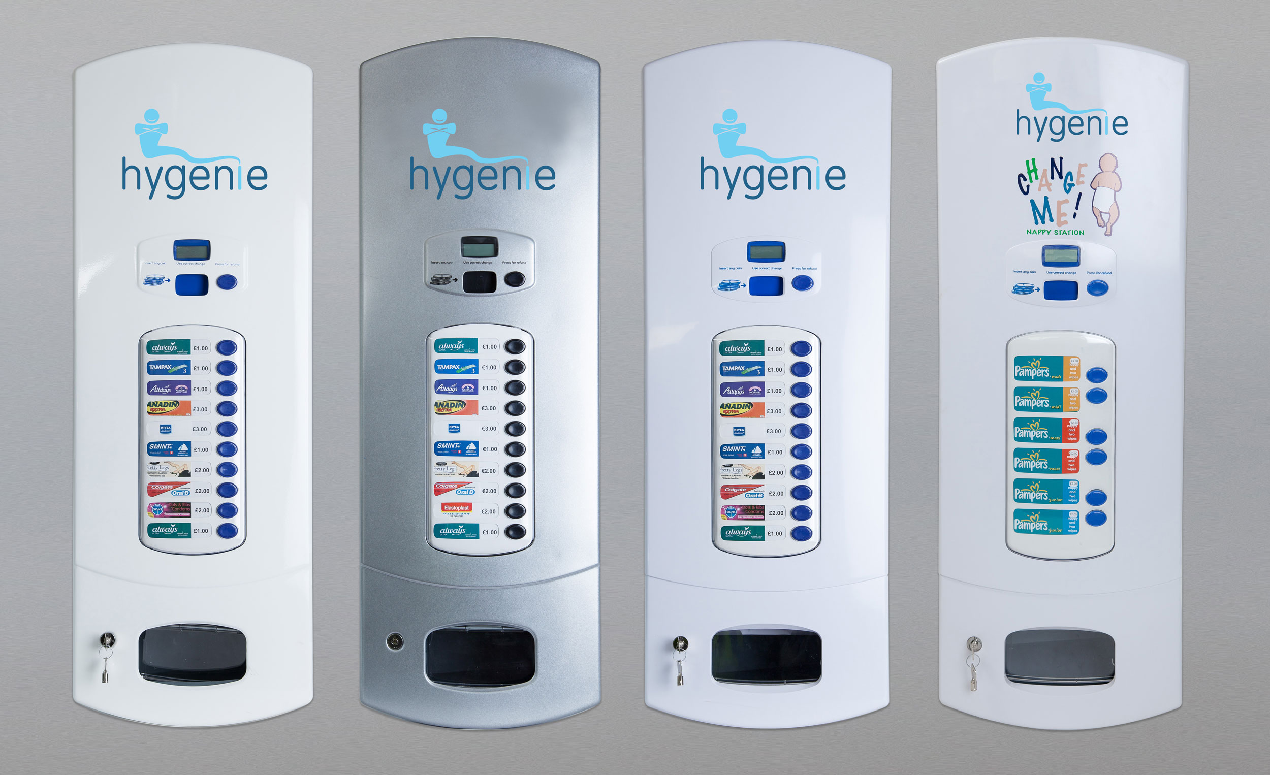 Vending Machines Hygenie Birmingham UK